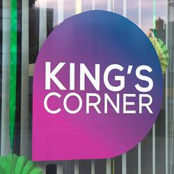 King's Corner Logo